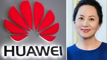 Huawei-Meng Wanzhou